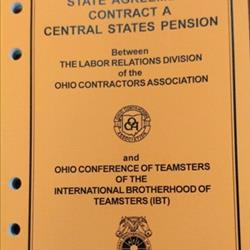 OCA / Teamsters Ohio Heavy Highway Agreement A